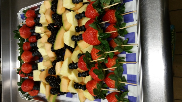 Catering - Fruit Skewers