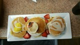 <p>This week it was Orange Curd, S'Mores and Jelly Donut</p>